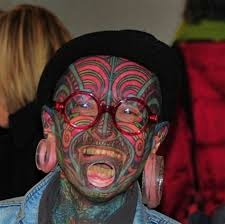 extreme tattoo winksele facebook collection of pin the bizarre and weird extreme tattoos fantastic 3d