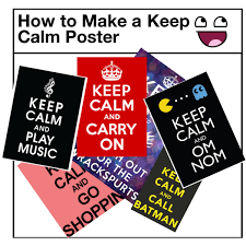 Make My Own Keep Calm Meme - make your own keep calm poster keep calm and carry on red meme