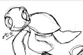 sketch of by katwarrior on deviantart