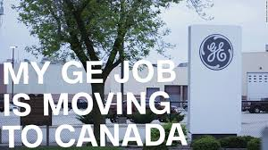 ge factory jobs move from wisconsin to canada video economy
