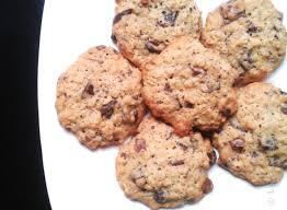 comment cuisiner le d avoine cookies aux flocons d avoine et pépites de chocolat la kitchenette