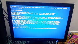 resetting computer battery blue screen error after replacing cmos battery solved cpus