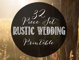 Wedding Signs Template Wedding Signs Invitation Templates Creative Market