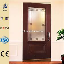 Glass Inserts For Exterior Doors Stained Glass Inserts For Entry Doors Stained Glass Inserts For