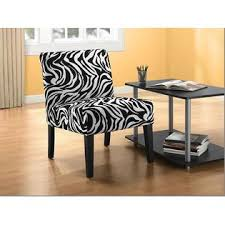 Zebra Accent Chair Smith Accent Chair Zebra