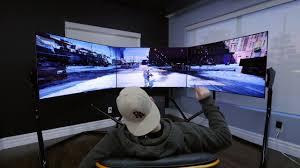 Ultimate Gamer Setup Gaming Setup N Throughout Design Inspiration