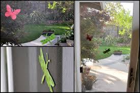 Patio Door Magnetic Screen Magnetic Screen Door Savers Gardening Nirvana