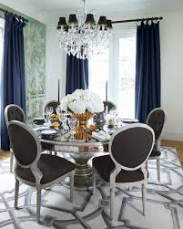 mirrored dining room table john richard collection lisandra antiqued mirrored round dining