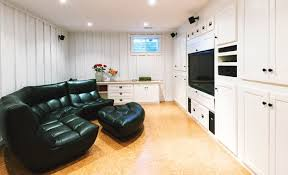 how to convert your basement into beautiful usable space
