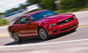 2010 mustang gas mileage 2010 ford mustang v6 road test review car and driver