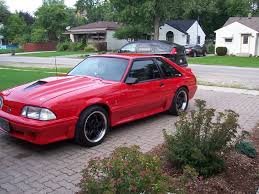 Red Mustang Black Wheels What Wheels Go Good For A Red Foxbody Page 2 Mustang Forums