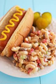 Best Pasta Salad by Best Ever Creamy Macaroni Salad