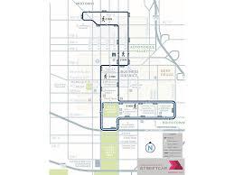 Sheffield Arena Floor Plan Oklahoma City Streetcar Breaks Ground Metro Report