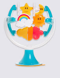 High Chair Toy Rainbows U0026 Stars Highchair Toy M U0026s