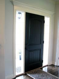 Front Door Interior Larson Black Interior Front Door