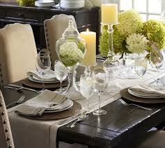 candle runners glass candleholders pottery barn