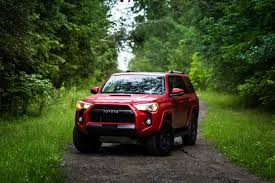 2017 toyota 4runner limited the 2017 toyota 4runner trd pro is one of the last true suvs