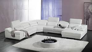 Modern Style Sofa Designer Modern Style Top Graded Cow Genuine Leather Sofa