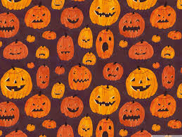 animated halloween desktop wallpaper halloween pumpkins pattern hd desktop wallpaper high definition