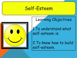building self esteem by cassius82 teaching resources tes