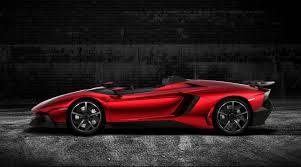 Lamborghini Aventador Black And Red - lamborghini aventador j was an internet hit autoevolution