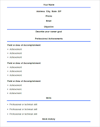 a resume format for a format of simple resume asafonggecco throughout simple resume
