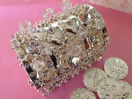 arras de boda wedding arras silver plated arras para boda unity coins
