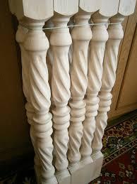 Spindles For Banisters Wood Spindles Ebay