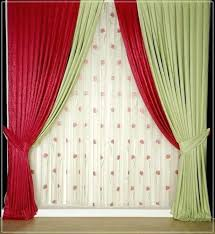 Red White Striped Curtains Red And White Curtains U2013 Teawing Co
