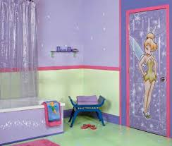 Purple Bathroom Ideas Decoración De Baños Infantiles Girls Room Paint Disney Rooms