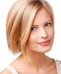 hair style angled toward face how to grow out a bob and still look good