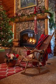 Country Homes And Interiors Christmas 25 Best Cozy Christmas Ideas On Pinterest Cozy Fireplace