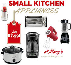 macy s black friday sale macy u0027s black friday small appliance sale for just 7 99