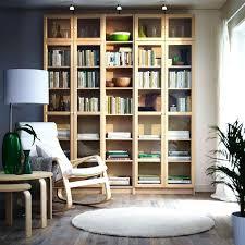 Rolling Ladder Bookcase Bookcase Ikea Bookshelves With Doors Bookshelf With Ladder Ikea