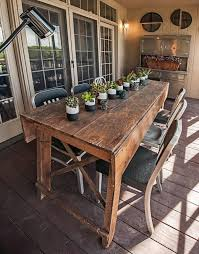 primitive dining room furniture primitive industrial farmhouse style dining table workbench with