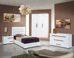 White Gloss Bedroom High Gloss Bedroom Furniture Set White - White high gloss bedroom furniture set