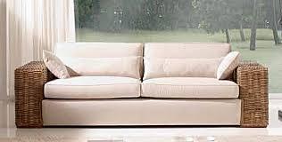 canape en rotin canape en osier ou rotin maison design wiblia com