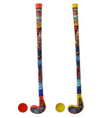 warner bros plastic hockey stick and ball set of 2 buy warner