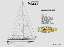 norseman 447 perfect boat sail training offshore u0026 coastal