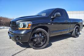 blacked out dodge truck 2006 dodge ram blacked out mr kustom auto accessories and