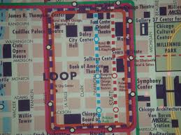 Map Of Downtown Chicago 100 Chicago Loop Map How To Find Parking In The South Loop