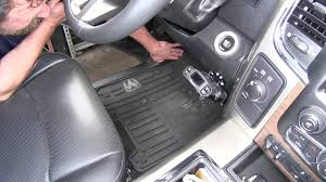2015 Ram 3500 Truck Accessories - review of the weathertech front floor mats on a 2015 ram 3500