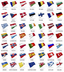 Country Flags England Flags Of All European Countries Stock Photo Istock