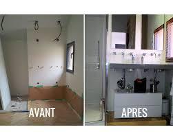 chambre avec salle de bain isoler sol garage pour faire chambre 1 avant apr232s une