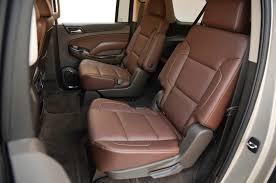 Chevrolet Suburban Interior Dimensions 2015 Chevrolet Suburban Gmc Yukon Denali Xl First Test Motor Trend