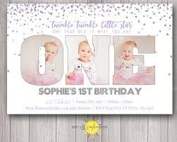 1 Year Invitation Birthday Cards Birthday Invitations Australia Birthday Party Invitations