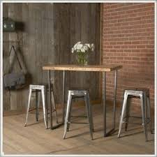 Modern Bistro Table Commercial Pub Table Foter