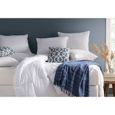 Side Tables For Bedroom by Bed U0026 Bedding Reversible Down Alternative Comforter In Grey Or