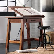 Engineering Drafting Table by Signature Design By Ashley Shayneville Counter Height Drafting