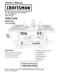 craftsman 10 inch table saw parts sears table saw parts diagram wire diagram